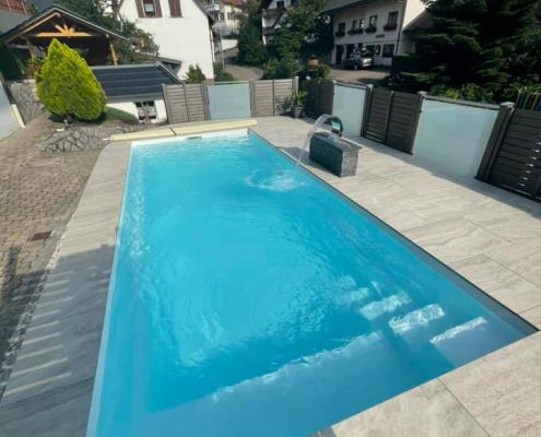 Rainer Hauser myhomepool, Pool, Leisure Pools, GFK Becken